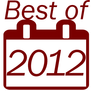 Best of - 2012 Year