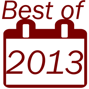 Best of - 2013 Year
