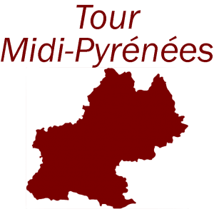 Tour - Cycling in the Midi-Pyrénées